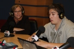 Esteban Novillo y Beatriz Elorriaga UEMCOM Radio